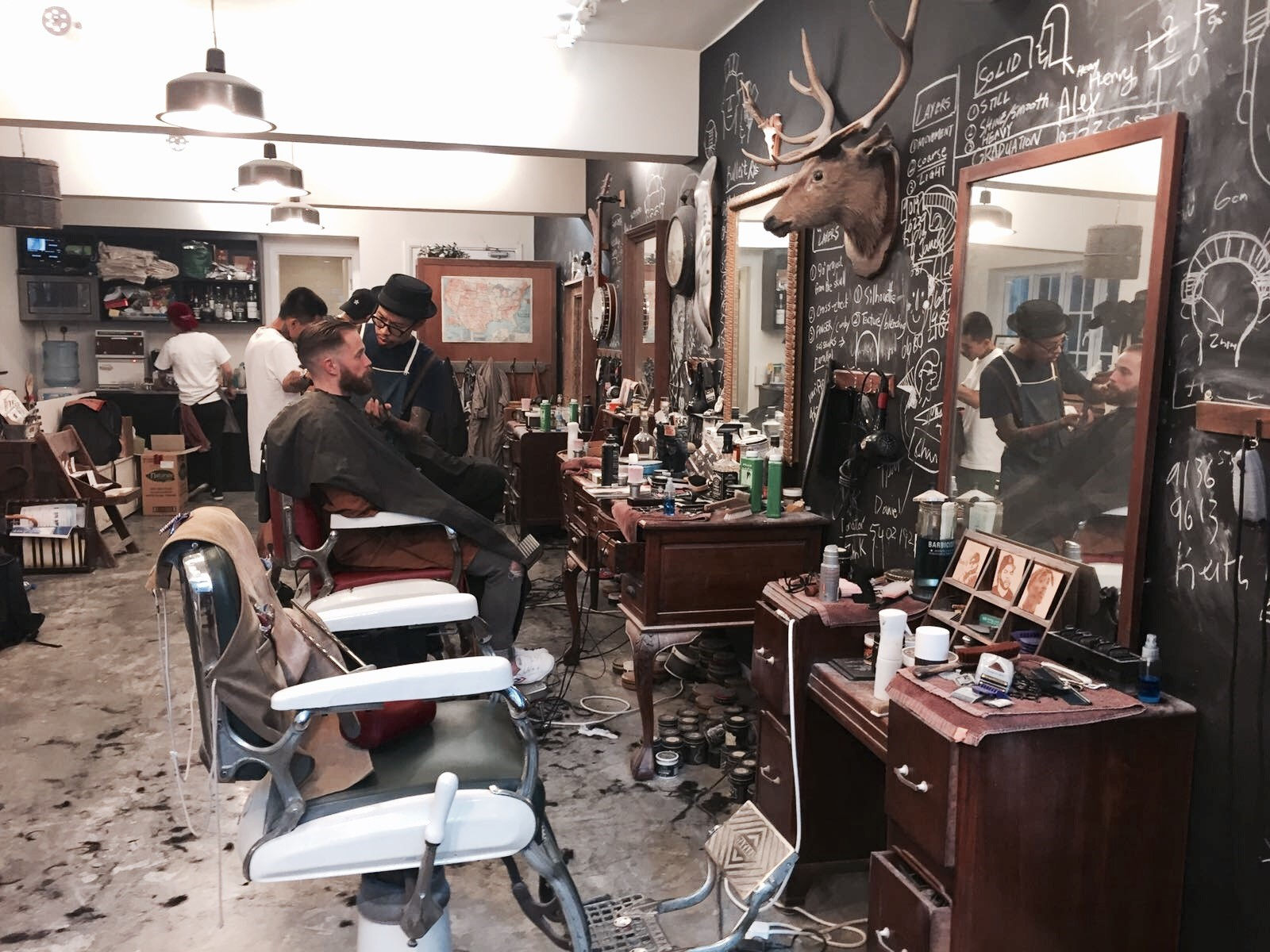 cut and faded an inside guide to hong kong s best barber shops